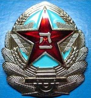 小区保安帽徽