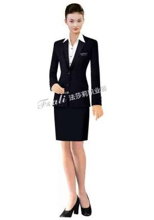 女式酒店行政制服